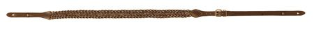 Photo Braided rifle shoulder strap 7 strands - Country Saddlery