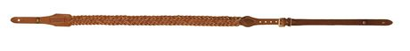 Photo Braided leather braided 7 strands - Country Saddlery