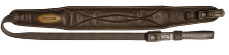 Photo Leather rifle brace Premium 1 - Niggeloh
