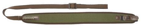 Photo Neoprene right shoulder strap for rifle with quick coupler