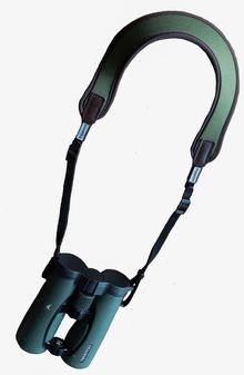Photo Neoprene straps for binoculars - Niggeloh