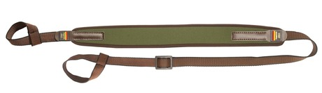 Photo Green neoprene lasso brace for rifle - Niggeloh