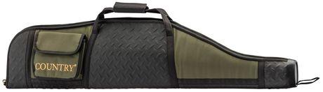 Photo Cordura rifle scabbard with bezel - Country Saddlery