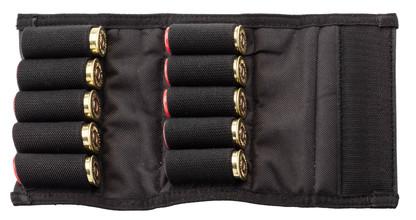 Photo Black nylon case for 10 cartridges