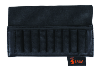 Photo Neoprene rifle buttock 10 rifle bullets - Spika