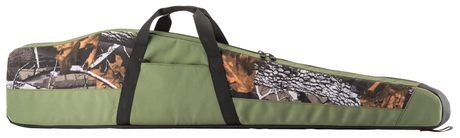 Photo Camo and khaki rifle scabbard - Country Saddlery