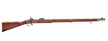 Photo 1853 Whithworth Enfield Rifle Cal. 45