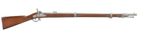 Photo Infantry Rifle 1854 Lorenz Type II Cal. 54