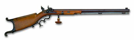 Photo Rifle Bristlen A Morges standard cal. .44