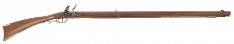 Photo Flint Frontier Rifle (1760-1840) cal. 45