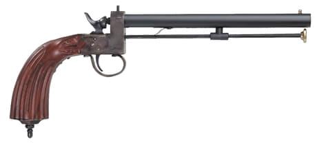 Photo ZIMMER lounge gun in 4.5 mm