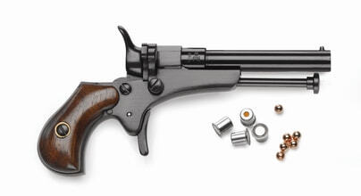Photo Derringer Guardian pistol cal. 4.5 mm
