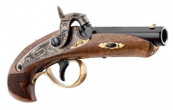 Photo Pistolet Derringer Philadelphia Cal. 45