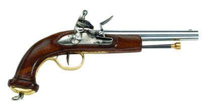 Photo Mamluk flintlock pistol 14.5 mm