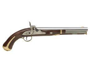 Photo Pistolet 1805 Harper's Ferry conversion à percussion cal. .54