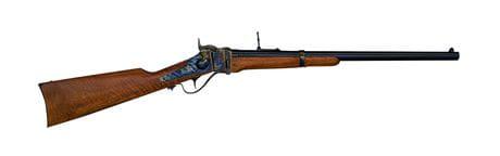 Photo Rifle 1874 Sharps Cavalry cal. 45/70