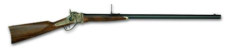 Photo 1874 Sharps Rifle Billy Dixon Cal. 45-70