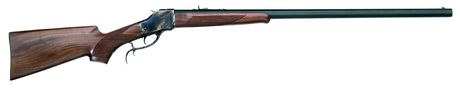 Photo High Wall rifle 32 '' cal. .45 / 70