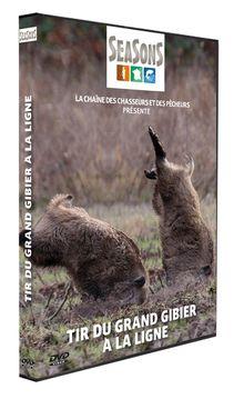 Photo DVD Seasons - Vidéo chasse - Tir du grand gibier à la ligne
