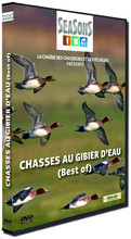 Photo DVD Seasons - Vidéo chasse - Best of Chasses au gibier d'eau
