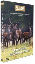 Photo DVD Seasons - Hunting Video - Big Game at attention