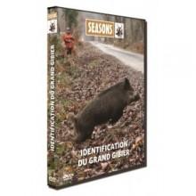 Photo DVD Seasons - Vidéo chasse - Identification du Grand gibier