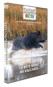 Photo DVD Seasons - Vidéo chasse - La bête Noire du vaccarès