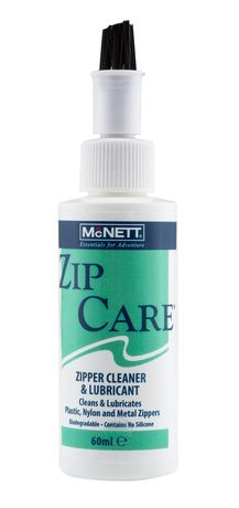 Photo Cleanser and lubricant for zippers