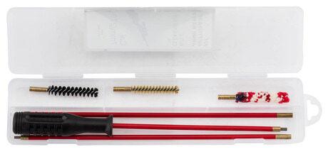 Photo Compartmentalized plastic box for gun barrels cal. 7 to 11 mm