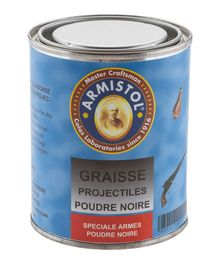 Photo Black powder projectile grease