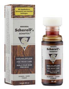 Photo Dark wood oil - Schaftol
