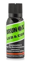 Photo Lubrifiant Lub & Cor en aérosol 100 ml - Brunox