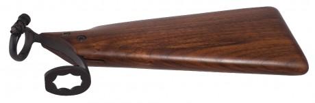 Photo Howdah gun stock