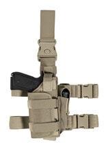 Photo Tactical leggings in cordura tan