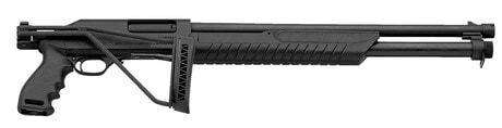 Photo Pump rifle Fabarm SDASS compact cal.12 / 76