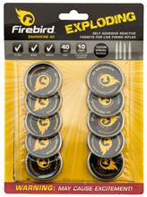 Photo Cibles détonantes et réactives Firebird