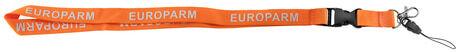 Photo Lanière orange blaze Europ-arm