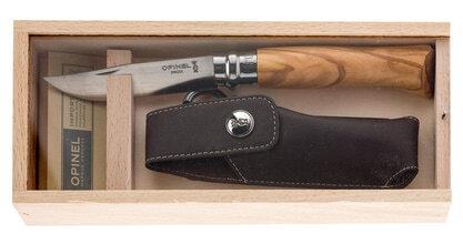 Photo Opinel knife set number 8