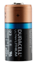 Photo Pile Lithium CR123 3 volts - Duracell