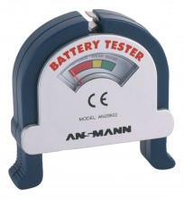 Photo Ansmann battery tester