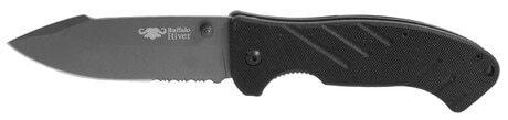 Photo Buffalo River folding knife blade 8.5 cm