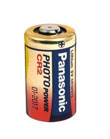 Photo CR2 Lithium Battery - 3 Volts - Panasonic