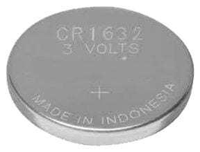 Photo Pile Lithium CR1632 3 volts