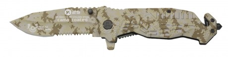 Photo Couteau pliant K25 Camo Deserty