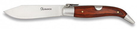 Photo Folding knife after hunting