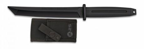 Photo Couteau d'entraînement droit caoutchouc K25