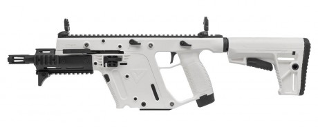 Photo Réplique AEG KRISS VECTOR Alpine White 1,2J