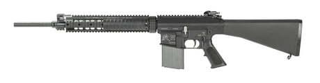 Photo Réplique GBBR STONER SR-25 Mark 11 Mod 0 Type Rifle System à gaz STD version - VFC
