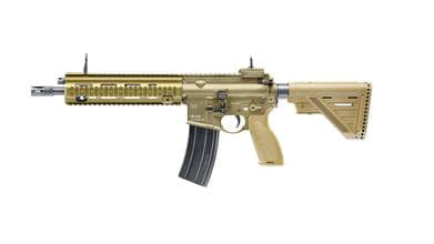 Photo Replica GBBR HK416 A5 tan - Umarex by VFC