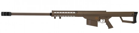 Photo Replica Sniper LT-20 with spring M82 tan 1,5J